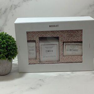 NWT- Woodlot 3 Pc. Essential Gift Set